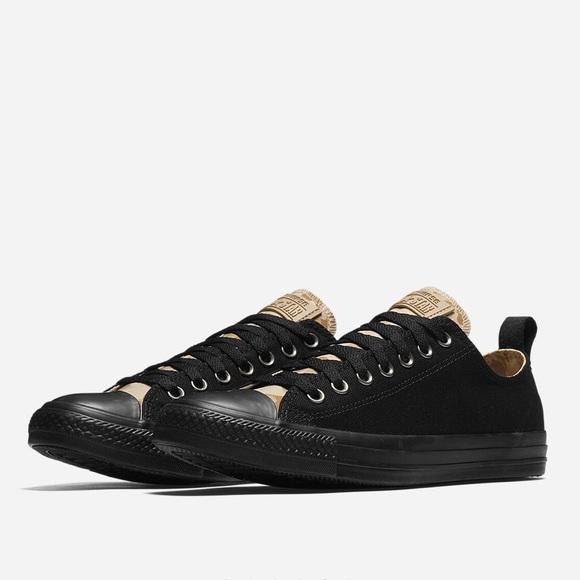 e8b02e08bca0ca Converse Chuck Taylor lowtop black utility shoe